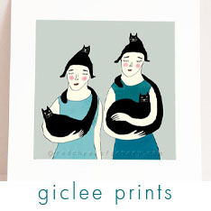 giclee prints Red Cheeks Factory