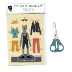 Ralph: DIY paper doll to cut out and dress